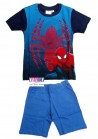 COMPLETINO PANTALONCINO T-SHIRT M/M SPIDERMAN MARVEL SP 34601