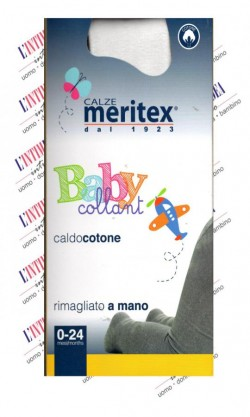 Collant neonati in caldocotone MERITEX 030